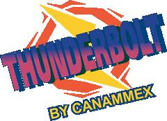 Thunderbolt by CanAmMex